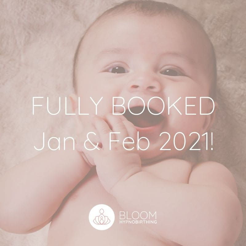 Fully booked - Jan and Feb 2021